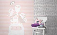 kolekce Happy kittens - designové tapety DecorPlay
