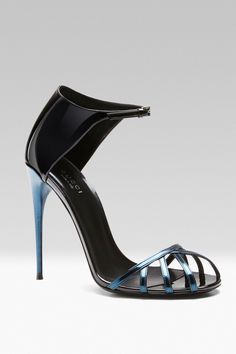 Not quite dancing shoes but gorgeous none the less :) Gucci heels, Vogue autumn trends.