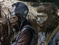 Everything about the mighty PLANET OF THE APES saga, from the original novel, via the classic films of the and right up to the 2011 reboot. Movie Props, I Movie, Plant Of The Apes, Monster Costumes, Classic Image, Classic Monsters, Old Tv Shows, Michael Myers, Original Movie