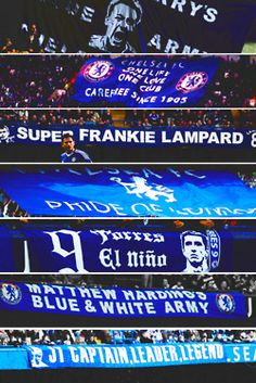 Chelsea Football Club is my life