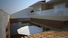 Área Externa - Casa Condomínio Fechado Nas Dunas