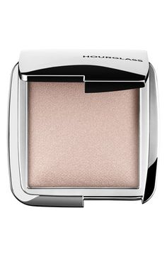 Hourglass Ambient Strobe lighting powder luminizer at Nordstrom $38 for cheekbones, bridge of nose and cupid bow.