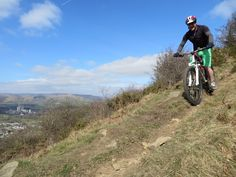 Discovering Peak District Mountain Bike Trails - Alpkit