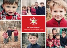 Can't wait to finish mine w our updated family pic Shutterfly: Awesome holiday cards!