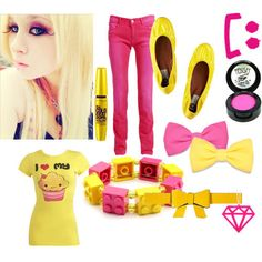 I'm not the girly type and I usually don't like bright colors but this is really awesome.