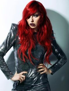 Hayley Williams Decode Hair