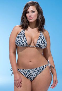 92ac11e7cc Ashley Graham Collection - Ashley Graham x swimsuitsforall Heroina Leopard  Bikini Leopard Bikini