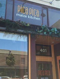 Pica Pica 100% gluten free restaurant in San Francisco!  http://www.fearlessdining.com   #picapica #glutenfree