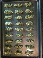 52 Weeks Making Baby & Toddler Food » Finger Foods-Spinach Bites