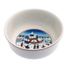 Villeroy & Boch Design Naif Christmas Cereal Bowl 5 1/4-20
