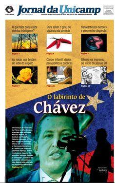 O labirinto de Chaves. Livro esquadrinha processo que levou Hugo Chávez ao poder