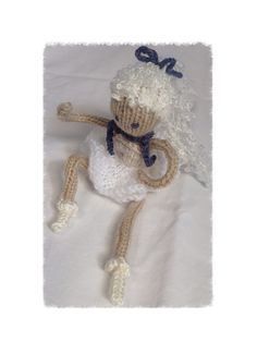 I-Cord Ballerina FREE PATTERN via Craftsy