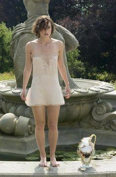 Keira Knightley, Cecilia Tallis - Atonement (2007) #joewright #ianmcewan