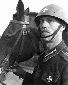 Russian soldier of the Russian Corps in Serbia. The Russian Corps was composed of anti-communist Russian emigres, who sought refuge in Yugoslavia after the defeat of the White Russians by the Bolsheviks. The Russian Corps fought with the Germans against Tito's partisans and was highly regarded by German commanders. After the war, the Russian Corps surrendered to the British and its members were spared forced repatriation to the USSR, where they would been certainly executed.
