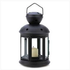 Gifts  Decor Black Colonial Style Candle Holder Hanging Lantern Lamp * Check out the image by visiting the link.