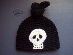 Newborn Skull Knot H