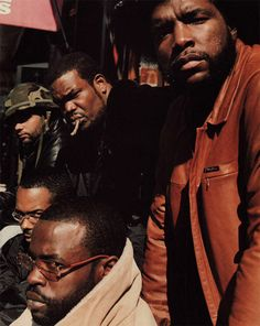 The Roots.  See ?uestlove in the corner...my future husband.  Just don't tell my bf.