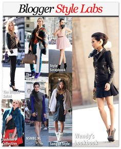 Blogger Style Labs - #Firenze4Ever @NSMBLnl @Aimeesong @wendynguyen @ChiaraFerragni + more