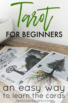Want to learn to read Tarot cards in an easy yet impactful way? Take the deep d. - Want to learn to read Tarot cards in an easy yet impactful way? Take the deep dive into the answers your subconscious mind has been holding. Tarot Cards For Beginners, Wicca For Beginners, Paz Mental, Tarot Card Spreads, Tarot Astrology, Tarot Card Meanings, Tarot Readers, Oracle Cards, Psychic Readings