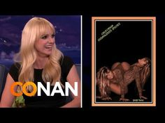 Anna Faris Torments Her Mom With Sexy Postcards - YouTube