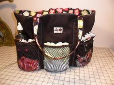 Cloth Diaper Bag show your fluff. Awesome templates n diy ibstructions