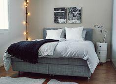 Ikea Boxspring  Slaapkamer  Pinterest  Sleep, Ikea and Posts