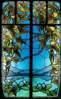 Jacques Gruber et l'Art Nouveau, Un parcours décoratif