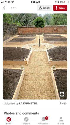 Как огород сделать мягким