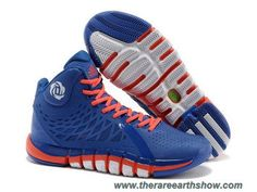 Q33233 Blue Orange White Adidas Derrick Rose 773 II Outlet