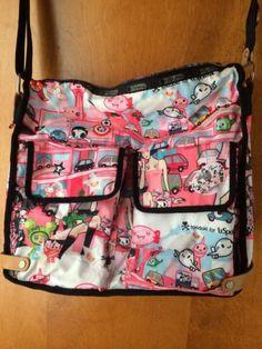 Tokidoki for LeSportsac Shoulder Bag