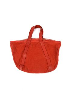 Linen bag by Guidi