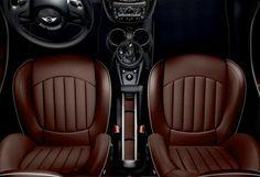 2014 #Mini #Paceman interior view. Search for more Minis at www.carsquare.com #auto #cars #Eurocar