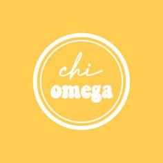 chi omega graphic, chi o, chi omega, greek, sorority graphic, instagram profile picture, instagram graphics