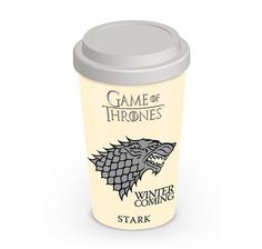 Game of Thrones Travel Mug House Stark. Hier bei www.closeup.de