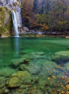 """Ilıca Falls"", from ""Küre Mountains"" (Pınarbaşı, Kastamonu) in Turkey."