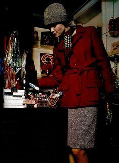 L'Officiel magazine 1972. Nina Ricci