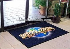 Carpet Logo Mat; Horizontal (Landscape) by MatsMatsMats.com. $159.99. Color logo floor mats are a great way to advertise at the entrance of your business. No minimums and no setup fees.