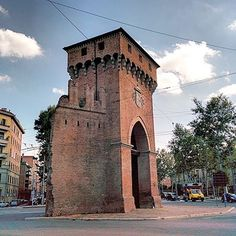 Porta San Felice- I used to pass this Porta everyday on my way into the center of town <3