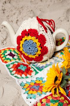 Tea cosy warmer!