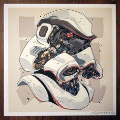 Mechasoul Stormtrooper
