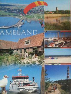 Map van Ameland