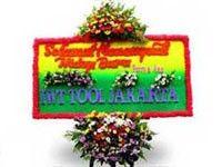 Toko Bunga Bandung Bunga Papan Happy Wedding HWD100205
