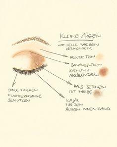 Alleine das Augen-Make-up kann den Typ absolut verändern. Deshalb zeigen wir Ihnen, wie man verschiedene Augenstyles ganz individuell umsetzt.