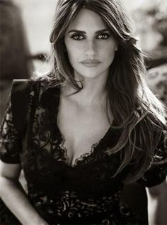 penelope cruz magazine outdoors - Google Search