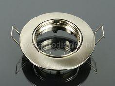 Álmennyezeti szpot SA-90 billenthető, szatén nikkel