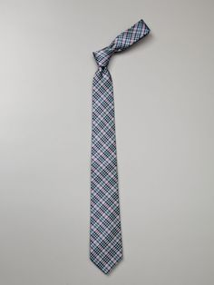 Original Penguin Neckwear  Silk Microplaid Tie