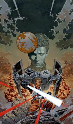 arte Tomás Giorello !!!: Star Wars Star Wars Poster, Star Wars Art, Frank Frazetta, Starwars, Star Wars Concept Art, Star Wars Wallpaper, Graphic Artwork, Dark Horse, Toys