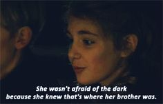 Awww Liesel... the Book Thief