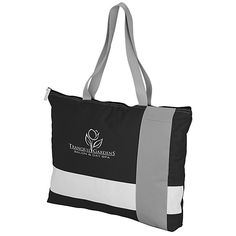 Get down to business with this imprinted tote! Branded Bags, Spa Day, Gym Bag, Zipper, Business, Shopping, Brand Name Purses, Name Brand Handbags, Duffle Bags