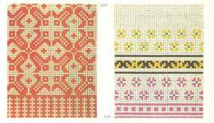 Latvian Mittens (charts) - Monika Romanoff - Álbumes web de Picasa